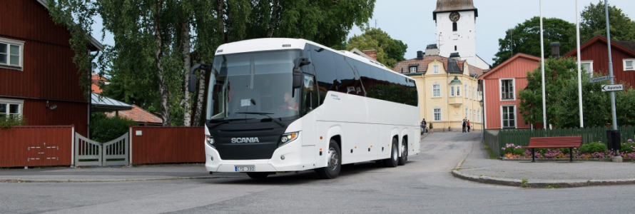 busworld scania